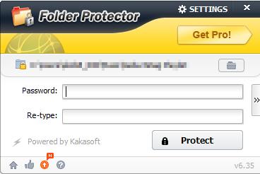 einzelne ordner passwort schützen