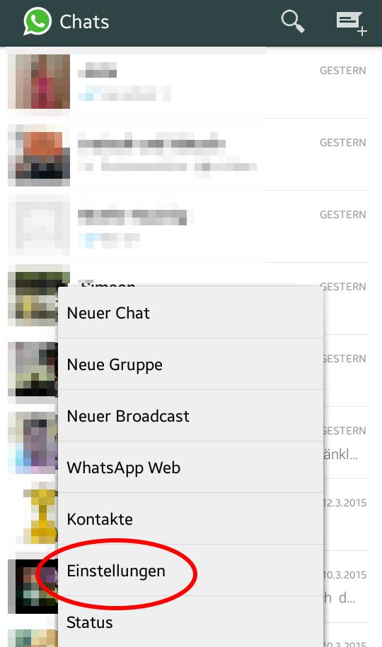 Whatsapp Online Unsichtbar Machen Whatsapp Online Status