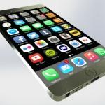 Konzept-Bild des iPhone 7 von Apple.