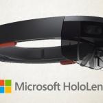 Die Augmented-Reality-Brille von Microsoft.