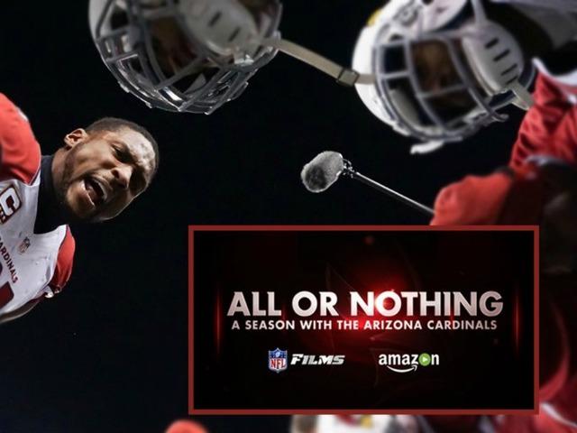 all or nothing arizona cardinals
