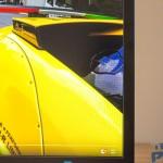 Bildqualität bei einem 4K-Monitor.